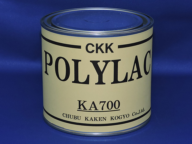 ポリラックKA700  新タイプ(2液着色ライトウエイトタイプ)